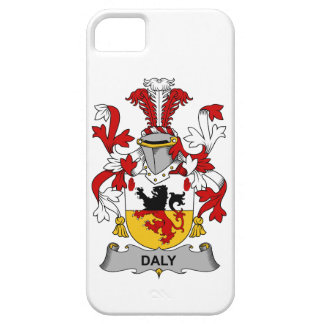 Daly Family Crest iPhone 5 Cover