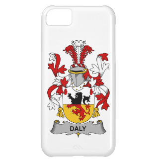 Daly Family Crest iPhone 5C Covers
