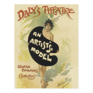 Daly s Theatre Postcards