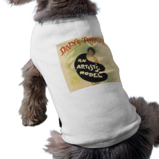 Daly's Theatre Sleeveless Dog Shirt