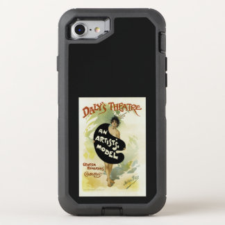 Daly's Theatre OtterBox Defender iPhone 8/7 Case