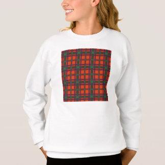 Dalzell clan Plaid Scottish tartan Sweatshirt