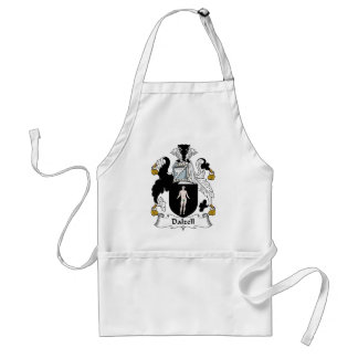 Dalzell Family Crest Apron