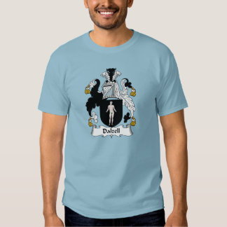 Dalzell Family Crest Tee Shirts
