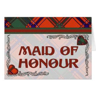 Dalzell Scottish Tartan Greeting Cards