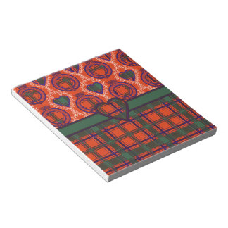 Dalzell Scottish Tartan Notepad