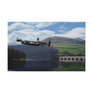 Dam Busters.jpg Gallery Wrapped Canvas