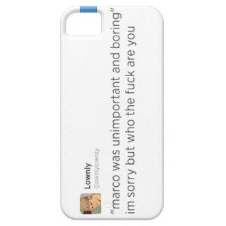 dam............. iPhone 5 case