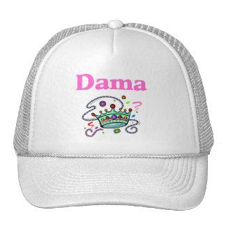 Dama Cap