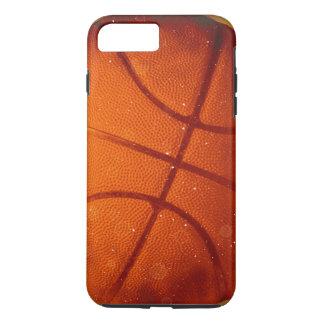 Damaged Basketball Photo iPhone 7 Plus Case