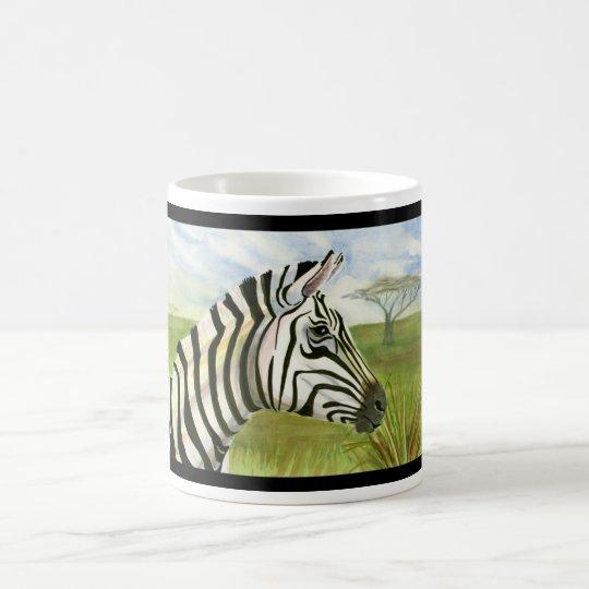 Damara Zebra Mug