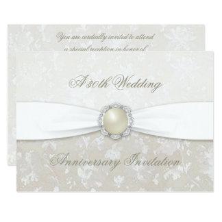 30th Wedding Anniversary Invitations & Announcements | Zazzle.co.uk