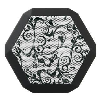 Damask Black Bluetooth Speaker