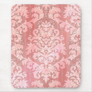 Damask Cut Velvet, Antique Lace Mouse Mat