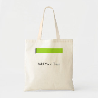 Damask Delight in Lime Green Bags