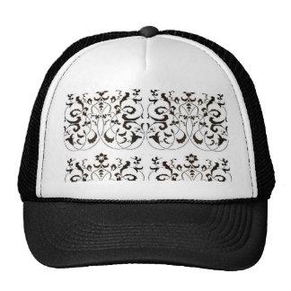 damask hat