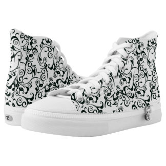Damask High Tops