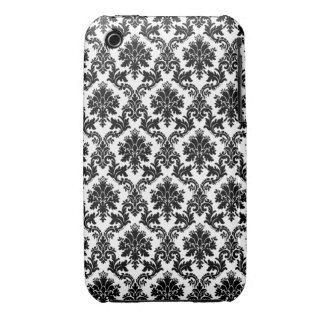 Damask home decor iPhone 3 case