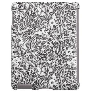 Damask iPad Case