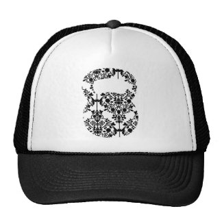 Damask Kettlebell Hat