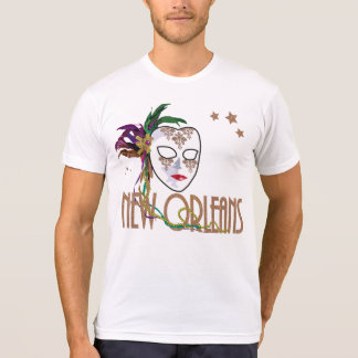 Damask New Orleans Mask T-shirt