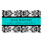Damask Pack Of Standard Business Cards