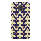 Damask paisley arabesque Moroccan pattern Galaxy S5 Case
