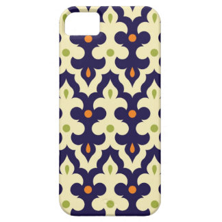 Damask paisley arabesque Moroccan pattern girly iPhone 5 Case