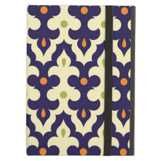 Damask paisley arabesque Moroccan pattern girly Case For iPad Air
