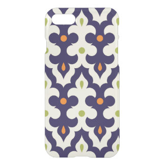 Damask paisley arabesque Moroccan pattern girly iPhone 7 Case