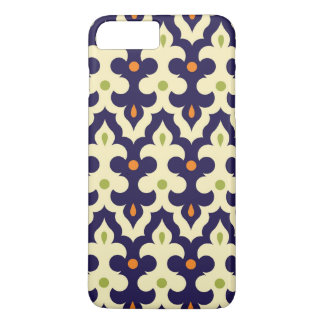 Damask paisley arabesque Moroccan pattern girly iPhone 7 Plus Case
