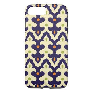 Damask paisley arabesque Moroccan pattern girly iPhone 7 Plus Case