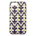 Damask paisley arabesque Moroccan pattern girly iPhone 8 Plus/7 Plus Case