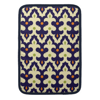 Damask paisley arabesque Moroccan pattern Sleeve For MacBook Air