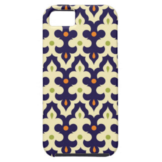 Damask paisley arabesque wallpaper pattern iPhone 5 cover