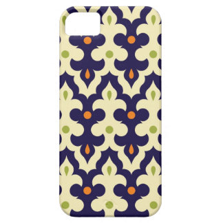 Damask paisley arabesque wallpaper pattern case for the iPhone 5