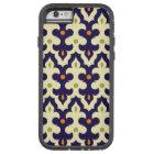 Damask paisley arabesque wallpaper pattern tough xtreme iPhone 6 case
