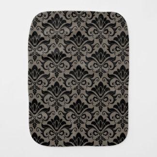 Damask Pattern 2 Burp Cloth