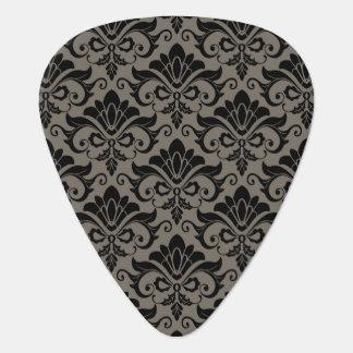 Damask Pattern 2 Guitar Pick
