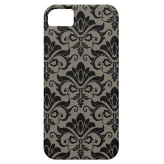 Damask Pattern 2 iPhone 5 Case