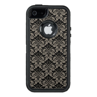 Damask Pattern 2 OtterBox iPhone 5/5s/SE Case