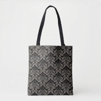 Damask Pattern 2 Tote Bag