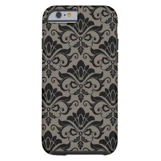 Damask Pattern 2 Tough iPhone 6 Case