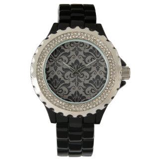 Damask Pattern 2 Wristwatches