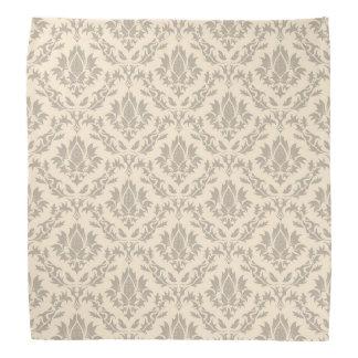 Damask pattern 3 bandana