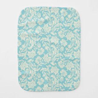 Damask Pattern 3 Burp Cloth