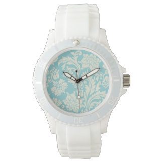 Damask Pattern 3 Watch