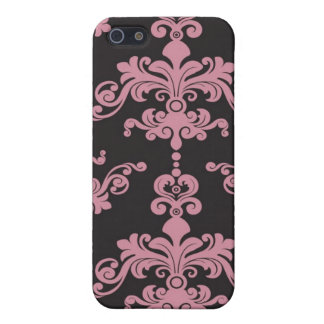 Damask Pattern 5 iPhone 5 Cases