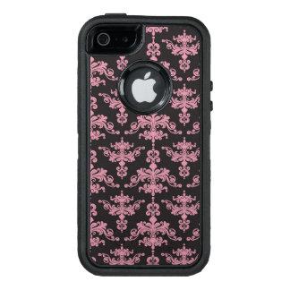 Damask Pattern 5 OtterBox iPhone 5/5s/SE Case