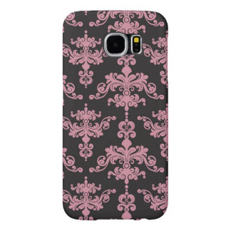 Damask Pattern 5 Samsung Galaxy S6 Cases